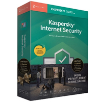 | Kaspersky Internet Security 2019 Limited Edition - Box-Pack (1 Jahr)