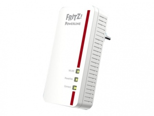 | AVM FRITZ!Powerline 1260E - Bridge - GigE, HomePlug AV (HPAV)