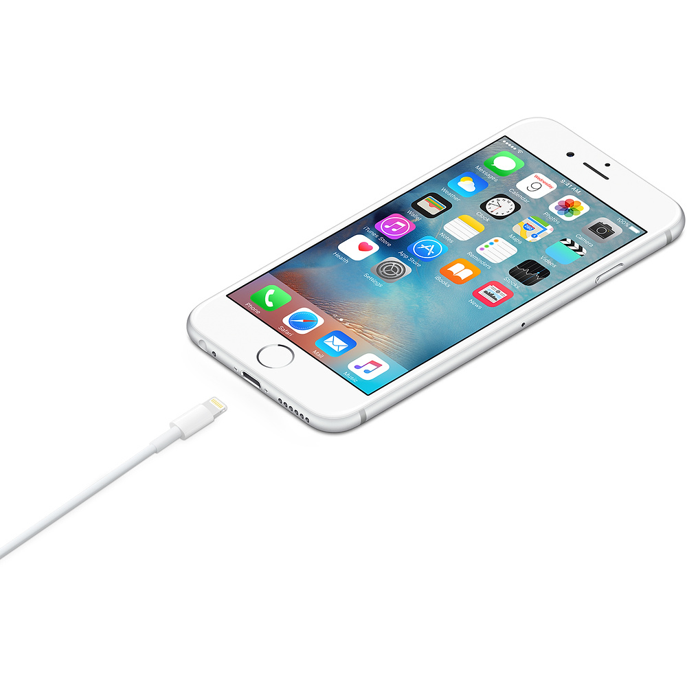 Apple Lightning-Kabel - Lightning (M) bis USB (M)