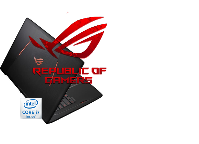 Bild GAMING ohne Limit <p><strong>ASUS ROG</strong> <br />mit Intel Core i7 Prozessor<br />Hier erh&auml;ltlich!</p>