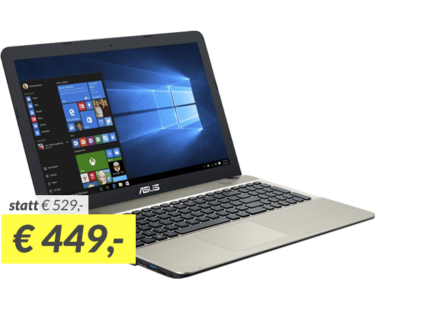 Bild ASUS VivoBook  <p>&nbsp;X541UA-GQ871T, 15,6&ldquo;</p>
